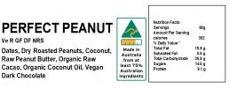 Perfect Peanut Raw Bar